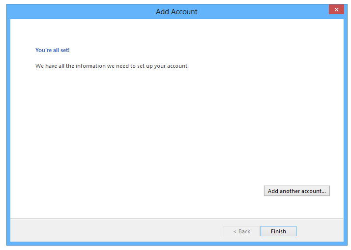 how to solve send receive error in outlook 2013